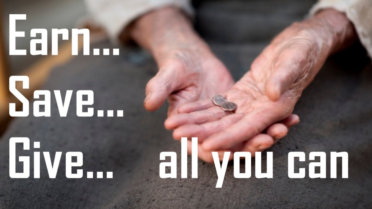 Give All You Can… With Integrity