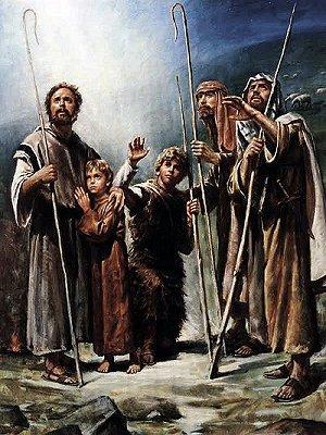 The Joy of The Shepherds